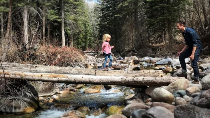Familie Angst Risiko Kinder Vater