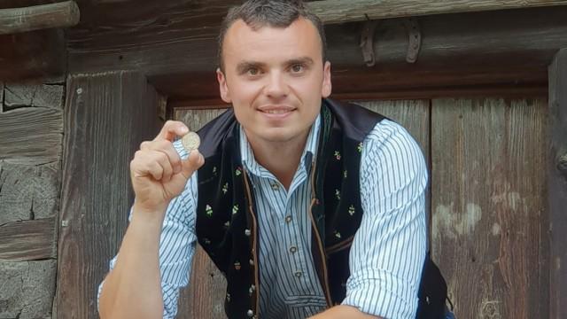 Franz Josef Strauß aus Aying