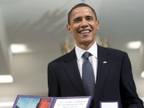 Friedensnobelpreis: Ausgezeichnet, die Herrschaften