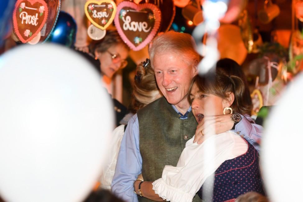 Oktoberfest 2018 - Bill Clinton