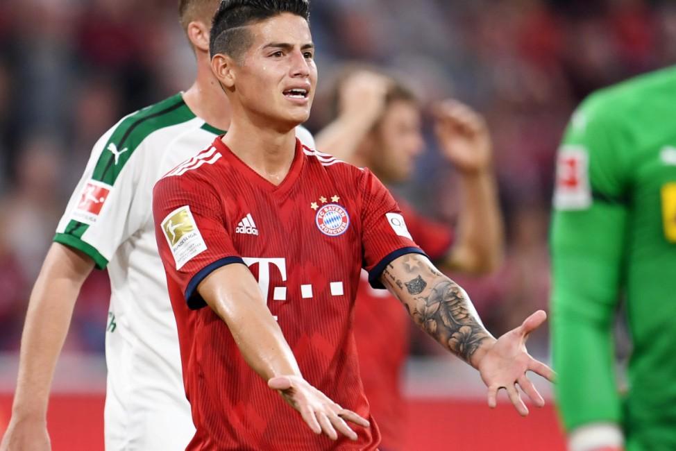 Bayern München - Borussia Mönchengladbach
