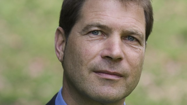 Klimawandel: Axel Berg war auch SPD-Bundestagsabgeordneter.