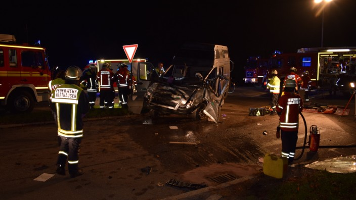 Grasbrunn: Viele schwere Unfälle haben sich bereits an der Kreuzung am Forstwirt ereignet.