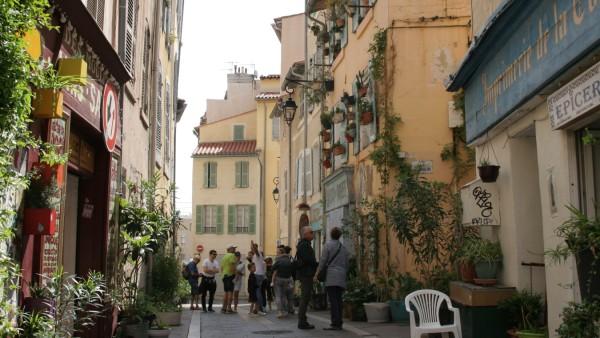Marseille Tipps Le Panier Stadtviertel Viertel Quartier  Provence Frankreich France Städtereise Städtereisen