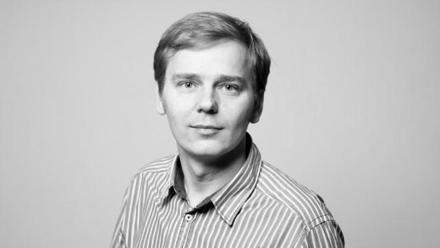 René Schlott, 41, ist Historiker am Leibniz-Zentrum für Zeithistorische Forschung und lehrt an der Universität Potsdam.