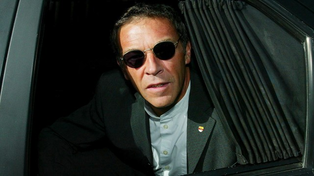 File photo of Austria's Buendnis Zukunft Oesterreich party leader Joerg Haider