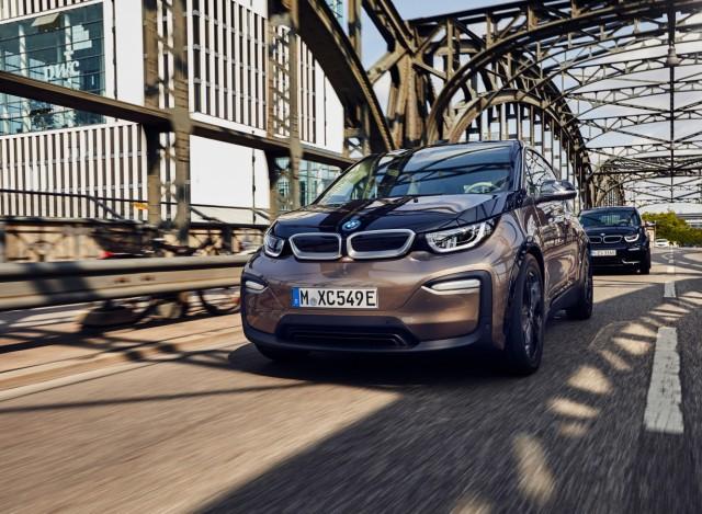 BMW i3 jetzt mit mehr Reichweite