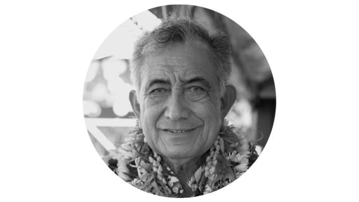 Oscar Temaru als Profilbild vom 12.10.12018