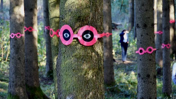 Ausstellung Wald
