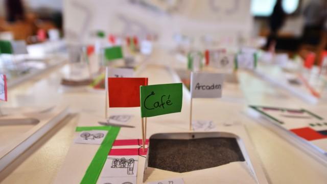 Neuperlach: Kreativer Spielraum: Zu einem lebendigen Quartier soll sich das neue Stadtteilzentrum am Hanns-Seidel-Platz entwickeln.