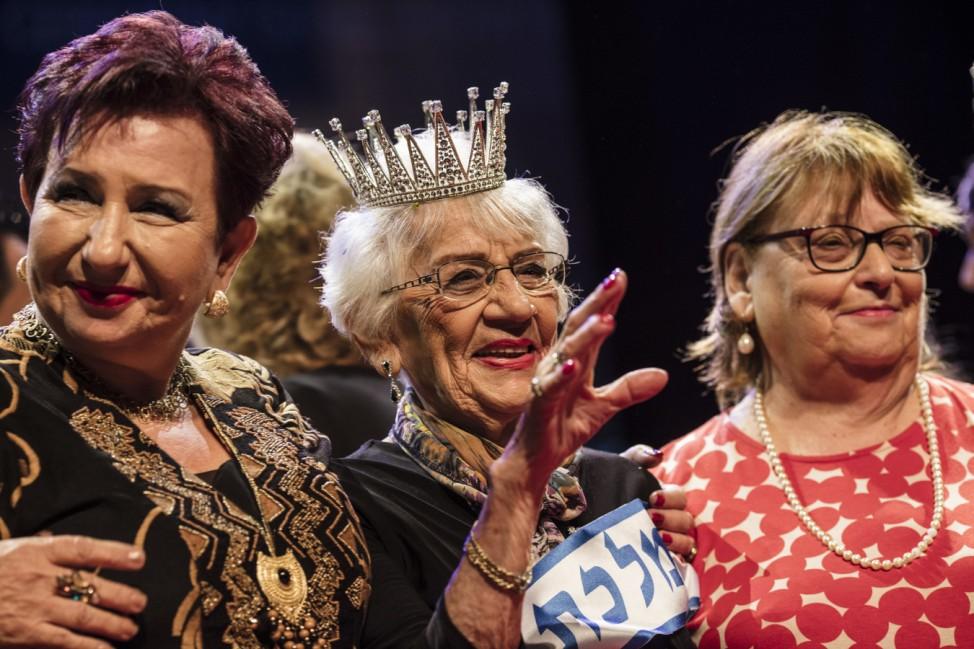 Miss Holocaust Survivor