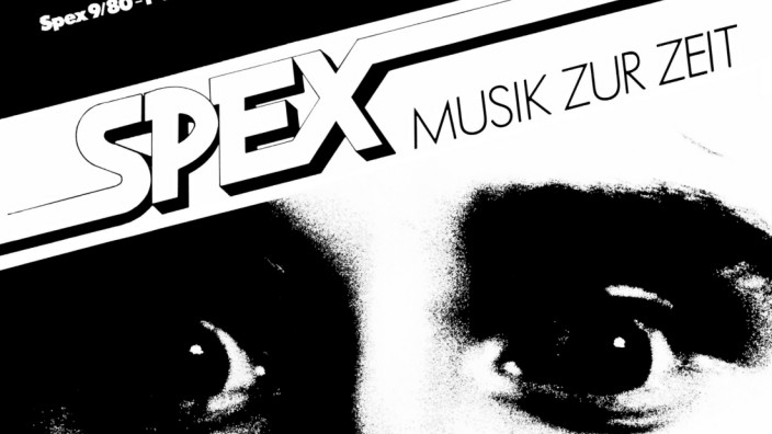 Spex Cover