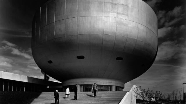 SIGRID NEUBERT  FOTOGRAFIEN. ARCHITEKTUR UND NATUR  7. Oktober 2018 - 10. Februar 2019