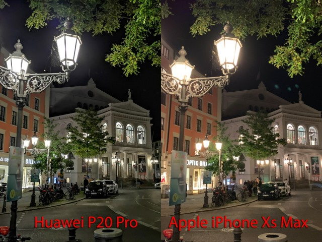 Huawei P20 Pro iphone xs max