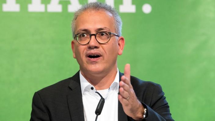 Grüne-Politiker Tarek Al-Wazir in Berlin