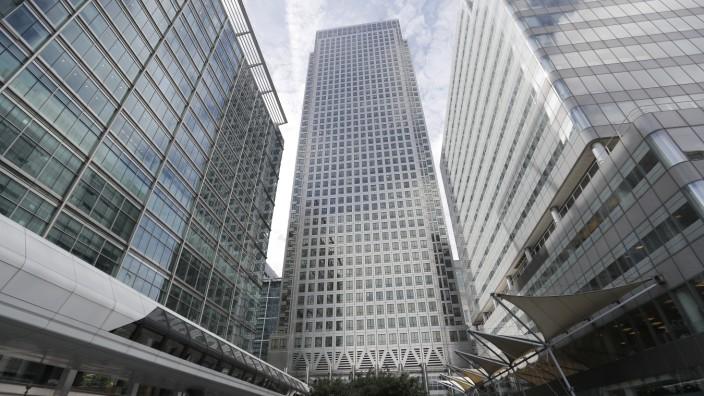 Europäische Bankenaufsicht: Die Europäische Bankenaufsichtsbehörde (Eba) in London muss im Zuge des Brexit in die EU umziehen.