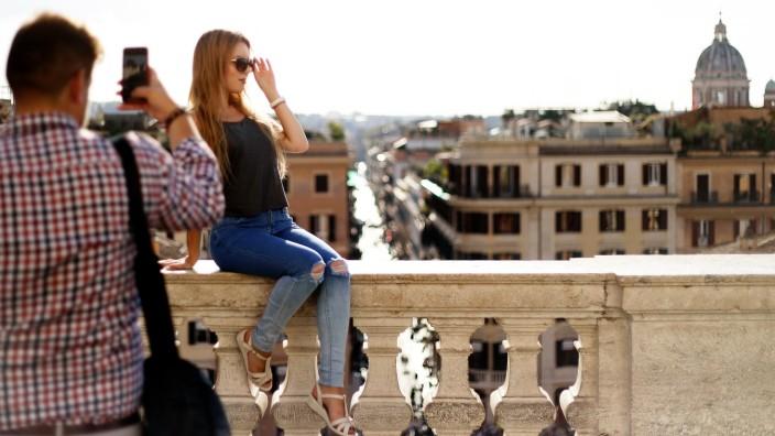 Kurzurlaub: Schnell noch für ein verlängertes Wochenende nach Rom: Die italienische Hauptstadt ist ein beliebtes Ziel für einen Städte-Kurztrip.
