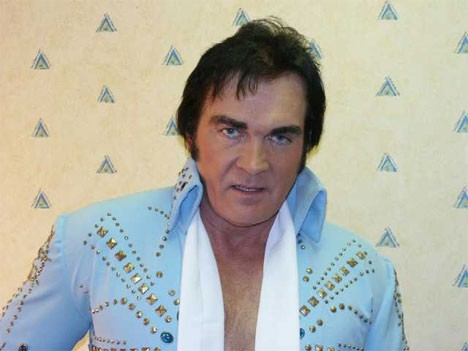 Elvis Imitatoren