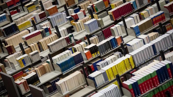 Bibliothek Heinrich Heine-Universität