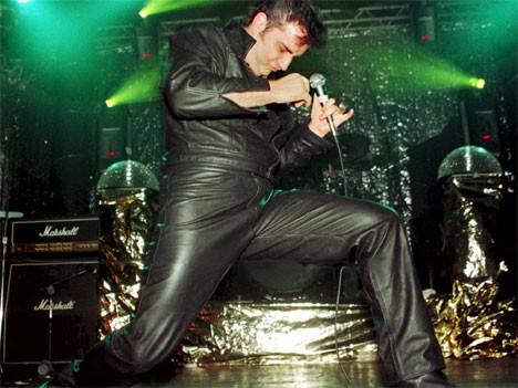 Elvis Imitatoren