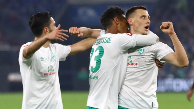 FC Schalke 04 v SV Werder Bremen - Bundesliga