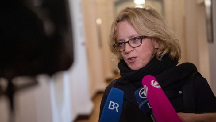 Bayerns SPD-Landeschefin Natascha Kohnen