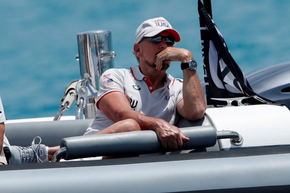 FILE PHOTO: Sailing - America's Cup Finals -