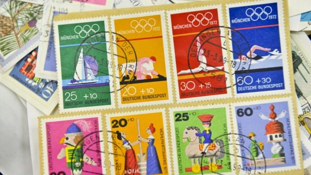 Internationale Briefmarkenbörse in München, 2011
