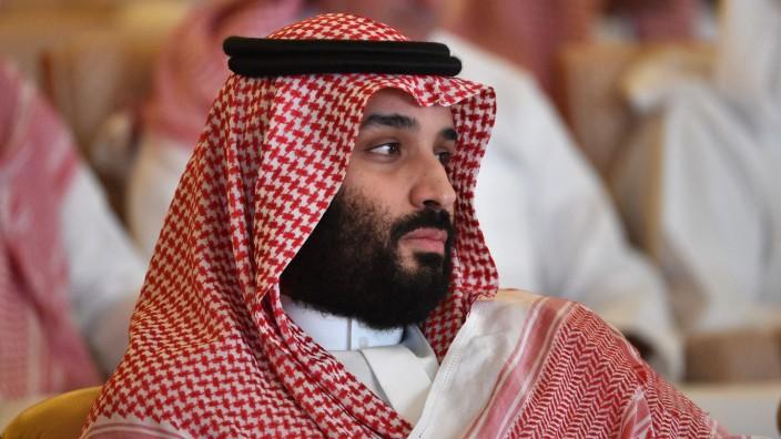 Mohammad bin Salman Jamal Khashoggi Reaktion
