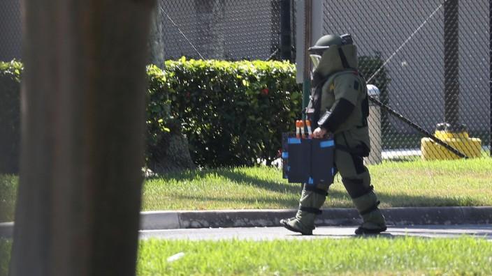 Suspicious Package Found At FL Office Of Democratic Rep. Debbie Wasserman-Schultz