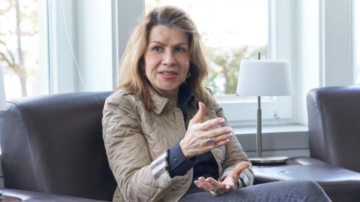 Carmen Reinhart Ökonomin