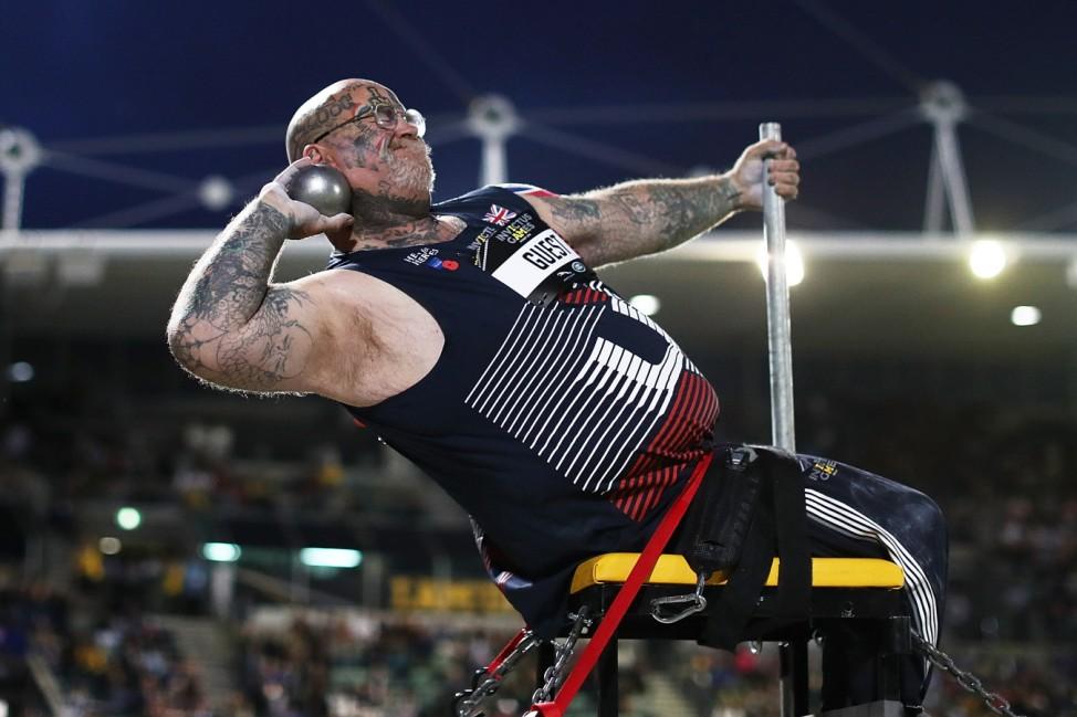 Invictus Games Sydney 2018 - Day 7