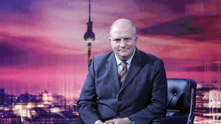 Deutschland Berlin Talk aus Berlin mit Jörg Thadeusz startet am 26 September im rbb Fernsehen 2