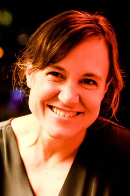 Nadin Deventer die künstlerische Leitung des Jazzfest 2018 Berlin Nadin Deventer die künstlerische