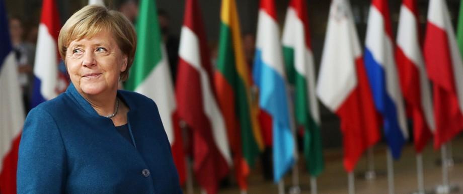 Beginn EU-Gipfel mit Beratungen zum Brexit