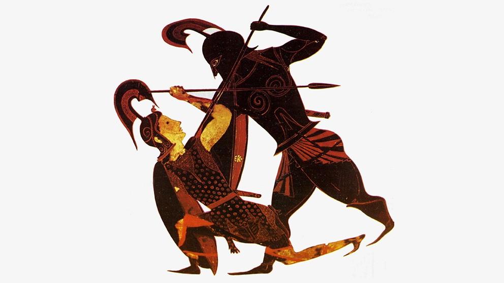 Griechische männer charakter