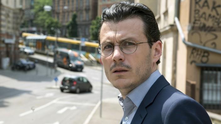 Tatort: Der Mann der lügt; Manuel Rubey SWR Tatort Stuttgart