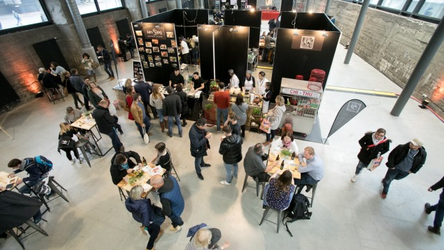 Eat and Style, Messe Zenith
