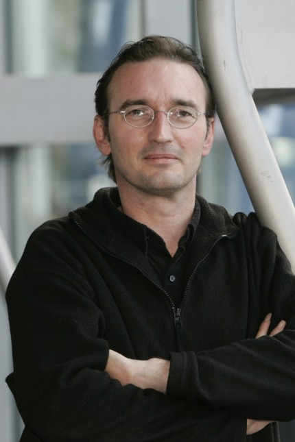 Buchmesse Frankfurt - Gerhard Henschel