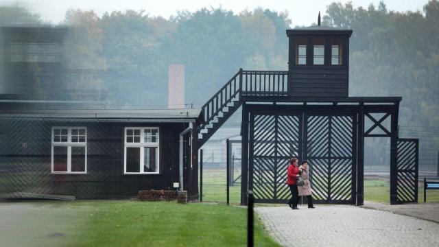 Prozess gegen ehemaligen SS-Wachmann