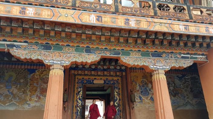 Der Yeti in Bhutan