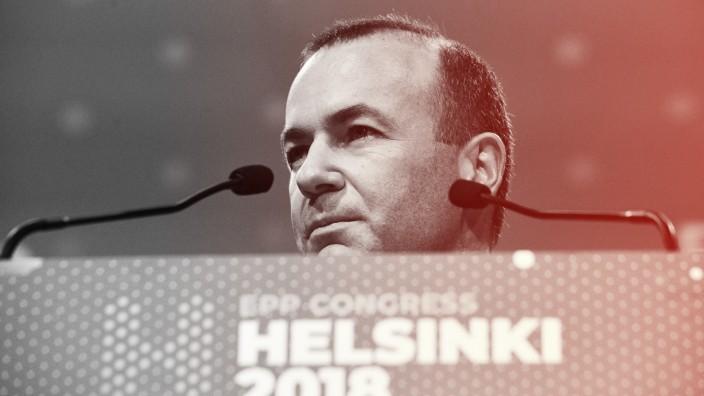 The European People's Party (EPP) congress in Helsinki