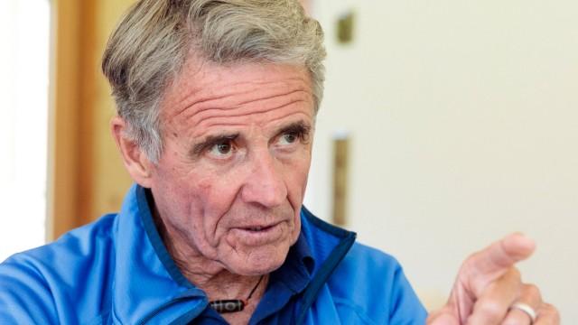 THEMENBILD Interview mit Extrembergsteigerlegende Peter Habeler anlaesslich seines 75 Geburtstage