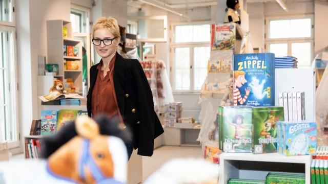 Das neue Ladenkonzept der Buchhandlung Hugendubel am Stachus in München am 13.11.2018.