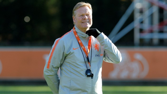 UEFA Nations League - Netherlands Training