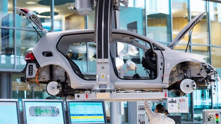 Südkoreanische Batteriezellen in VW-Autos