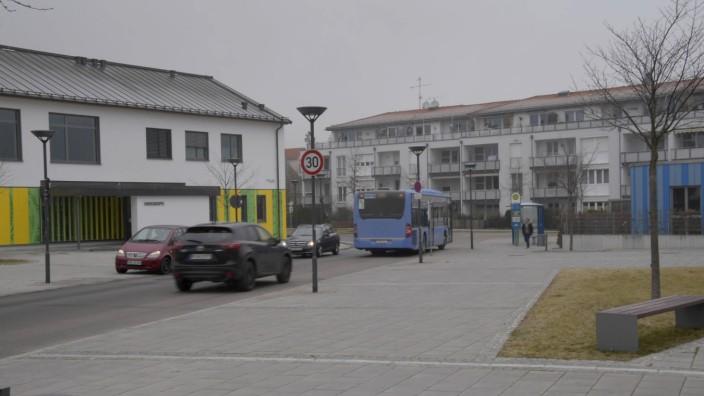 Verkehrsprobleme: Viel Verkehr in Neubiberg.