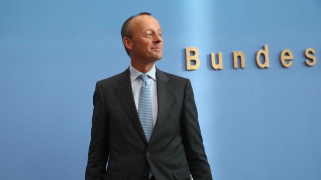 Friedrich Merz To Possibly Succeed Angela Merkel As CDU Head