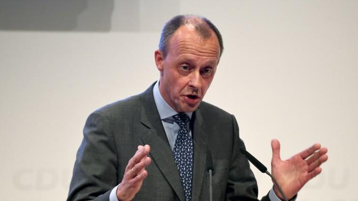 CDU Merz Regionalkonferenz