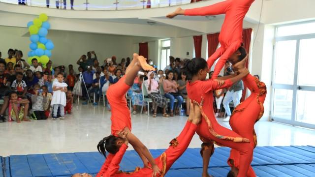 Hilfs- und Kulturprojekt SunEko in Adama, Äthiopien, von Solomon Solgit und Johanna Gebretsadik aus Bad Tölz